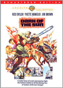 Dark of the Sun (DVD)