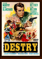 Destry 1954 DVD Audie Murphy Part of the Audie Murphy Collection