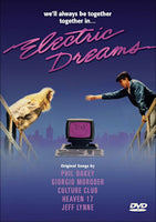 Electric Dreams 1984 DVD Virginia Madsen Lenny Von Dohlen Giorgio Moroder Phil Oakey Jeff Lynne