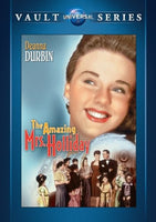 The Amazing Mrs. Holliday (DVD)