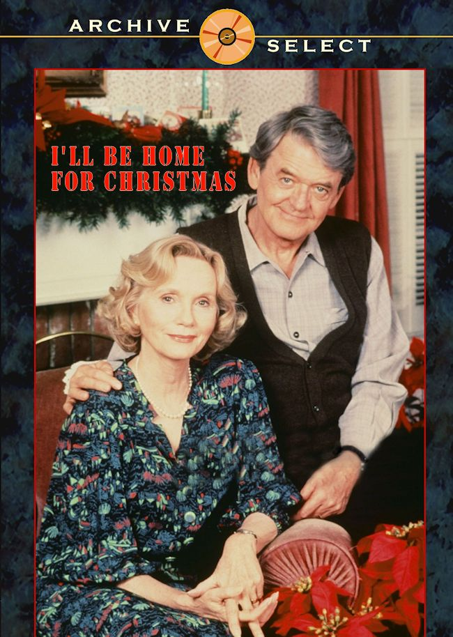 Ill Be Home For Christmas Movie.I Ll Be Home For Christmas 1988 Tvm Dvd