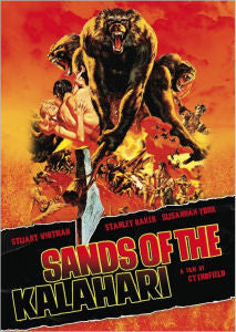 Sands of the Kalahari (DVD)