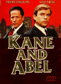 Kane And Abel  (Complete Miniseries) 3-Disc set!