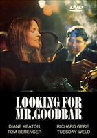 Looking for Mr. Goodbar 1977 DVD widescreen Diane Keaton Richard Gere