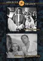 Lorna Doone & Return to Yesterday - Double Feature - 2-Disc set!