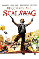 Scalawag 1973 DVD Kirk Douglas, Mark Lester Danny DeVito, Lesley-Anne Down digitally restored