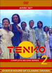Tenko: Series 2 (Region 1 - U.S. & Canada) - 4-Disc set!