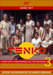 Tenko: Series 3 & Reunion (Region 1 - U.S. & Canada) - 4-Disc set!