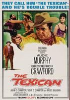 The Texican (1966) DVD