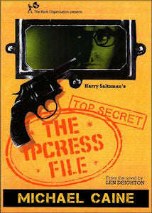 The Ipcress File (1965) - Digitally re-mastered. Limited availability!