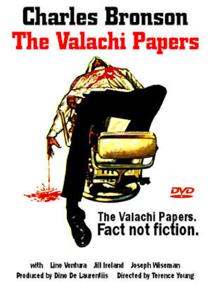 The Valachi Papers 1972 DVD Widescreen Charles Bronson