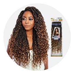Crochet Braids - Loc