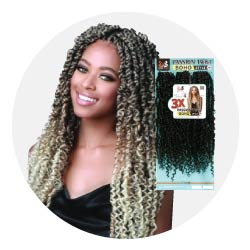 Crochet Braids - Twist