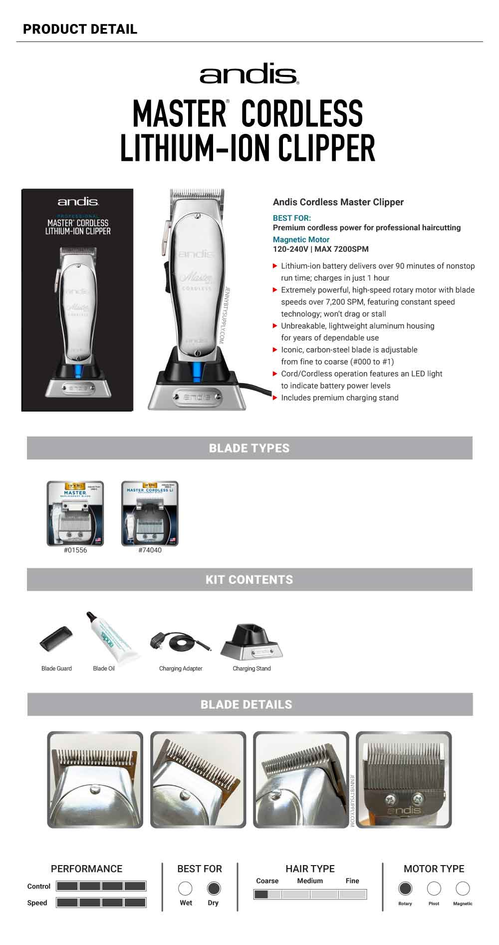 Andis-Master-Cordless-Clipper