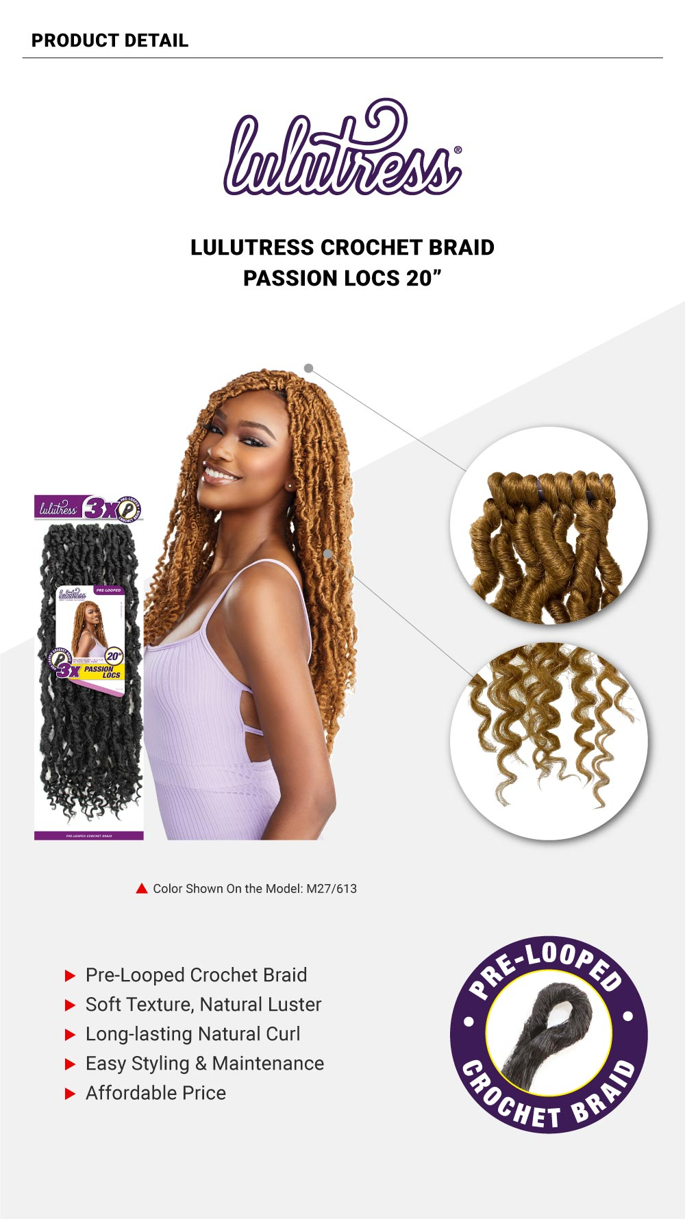 Sensationnel-Lulutress-Crochet-Braid-3X-Passion-Locs-20""