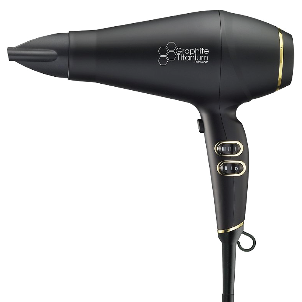 Babyliss Graphite Titanium Hair Dryer