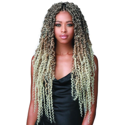 Bobbi Boss 3X Passion Twist Boho Style 18 Inch