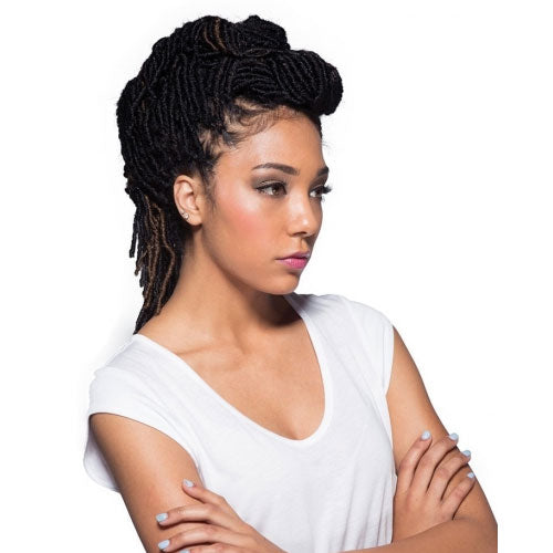 Bobbi Boss Crochet Braid Nu Locs 18 Inch