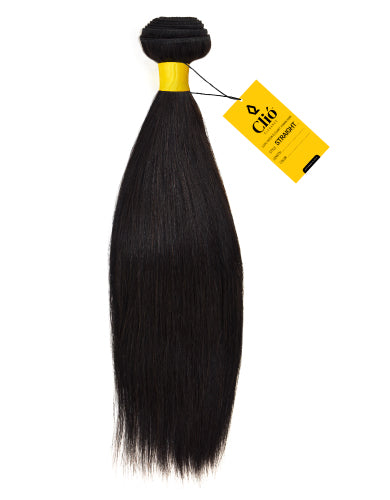 CLIO 100% Virgin Elegance Human Hair - Straight