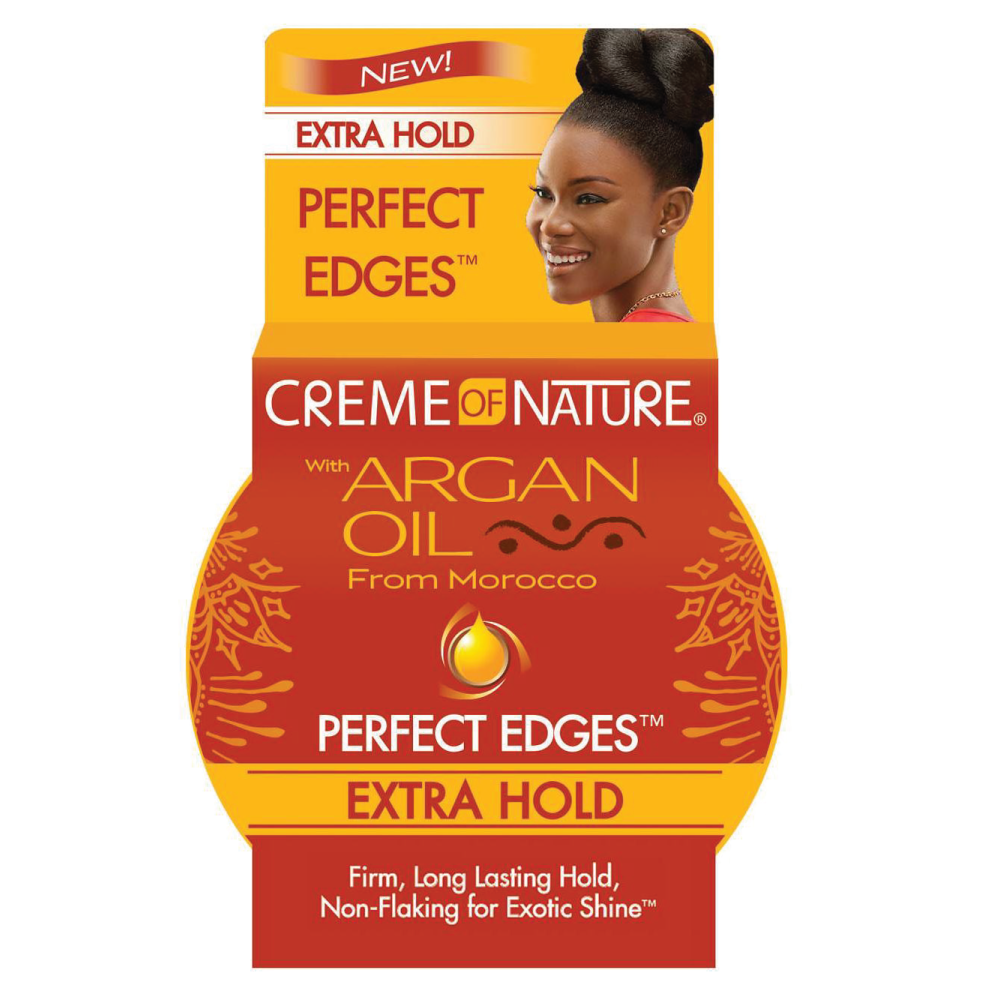 Creme Of Nature Argan Oil Perfect Edge Extra Hold  2.25oz