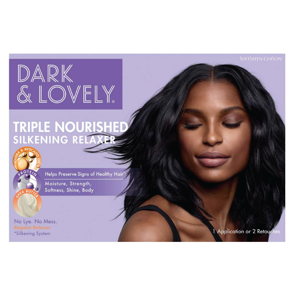 Dark & Lovely No-Lye Relaxer Regular