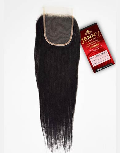 Red Label 4x4 Full Lace Closure - Straight