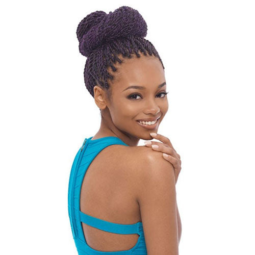 Janet Collection Expression 3X Caribbean Braid (Afro Twist Braid) 80 Inch