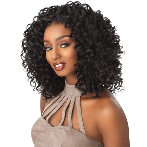 Lulutress Crochet Braid Deep Wave 12 Inch
