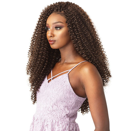 Lulutress Crochet Braid - Water Wave 18 Inch