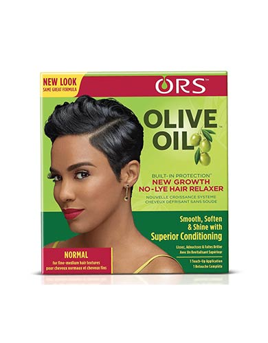 ORS New Growth No-Lye Relaxer Kit