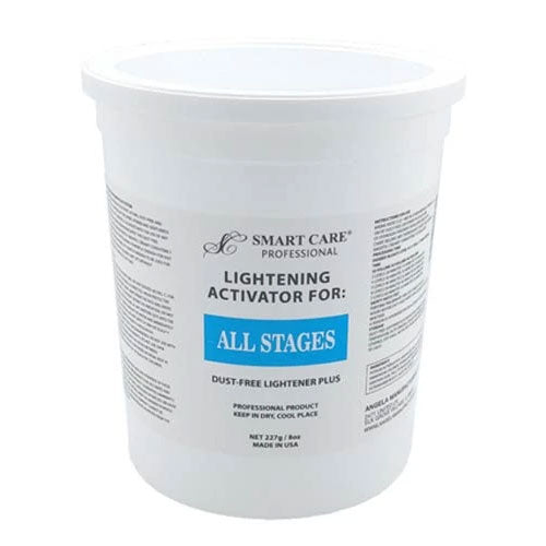 Smart Care All Stages Powder Lightening Activator 8oz