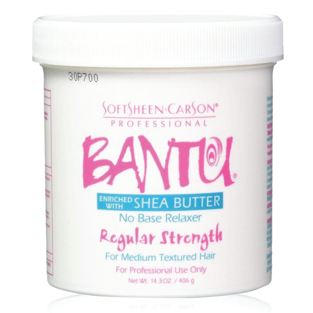 Bantu No-Base Relaxer Regular 14.3oz