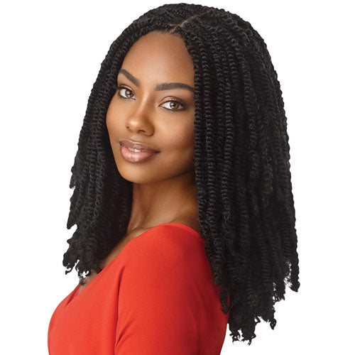 X-Pression Twisted Up 3X Springy Afro Twist 24 Inch