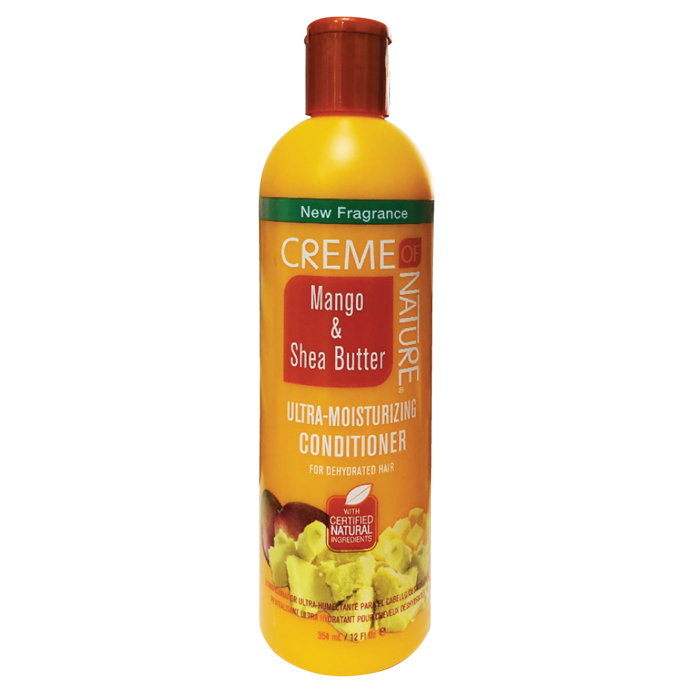 Creme Of Nature Mango & S/Butter Conditioner 12oz