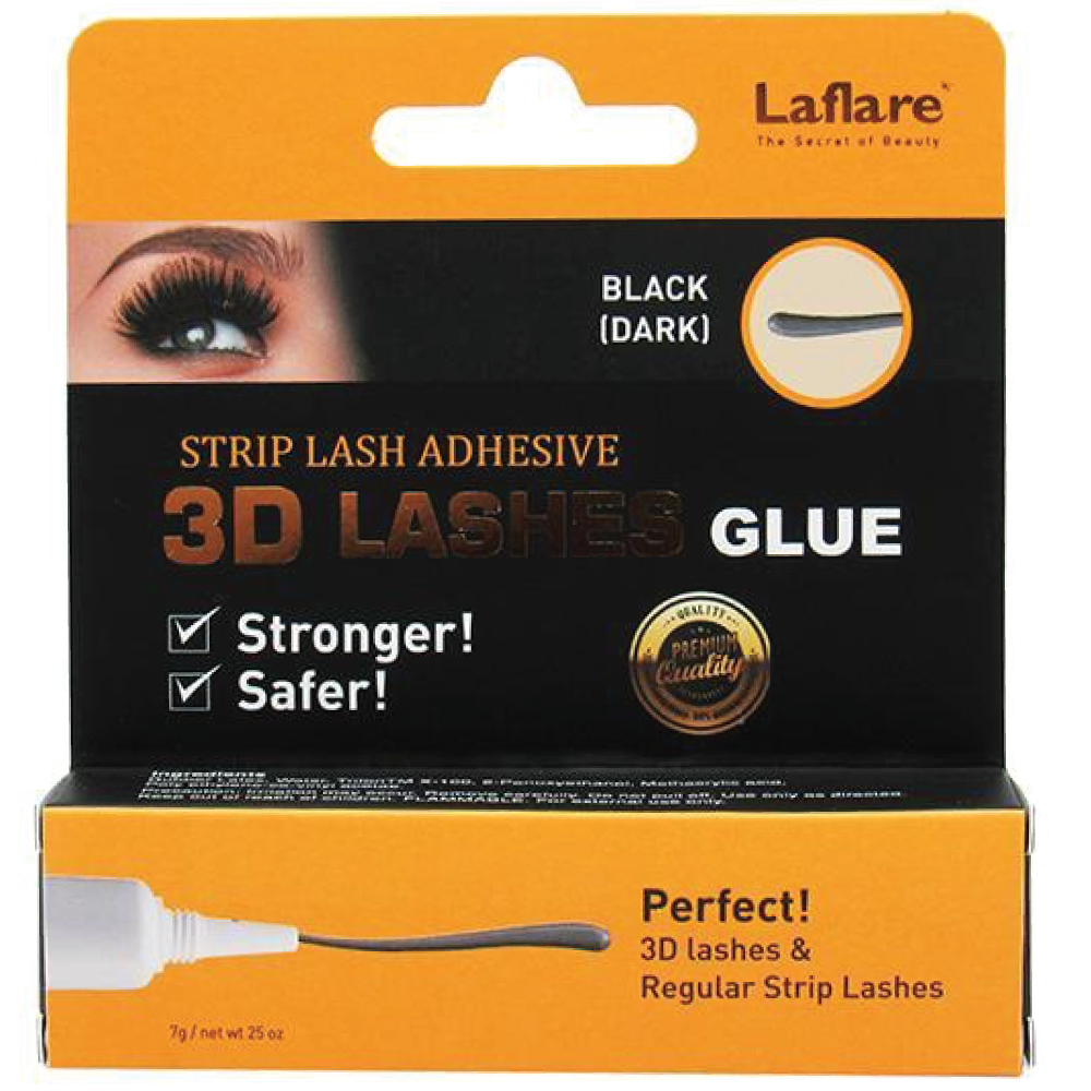 Laflare 3D Lashes Glue Dark