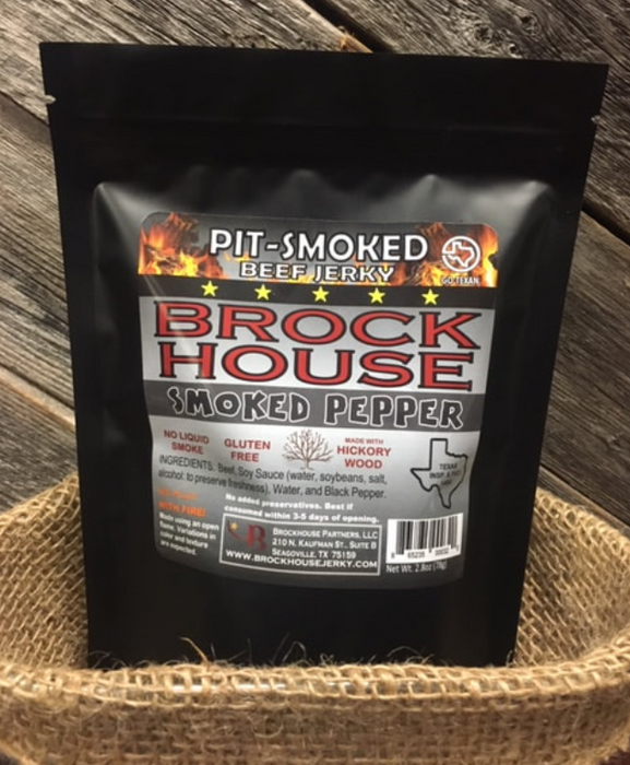 Real Pit Smoked Jerky