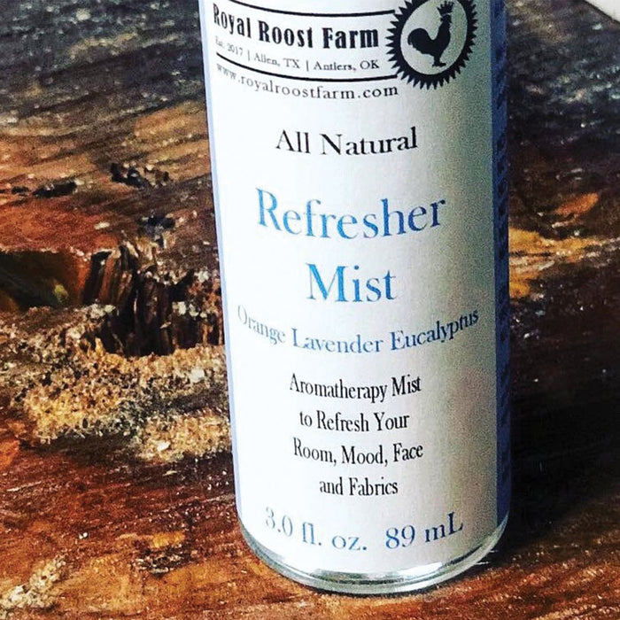 Aromatherapy Refresher Spray