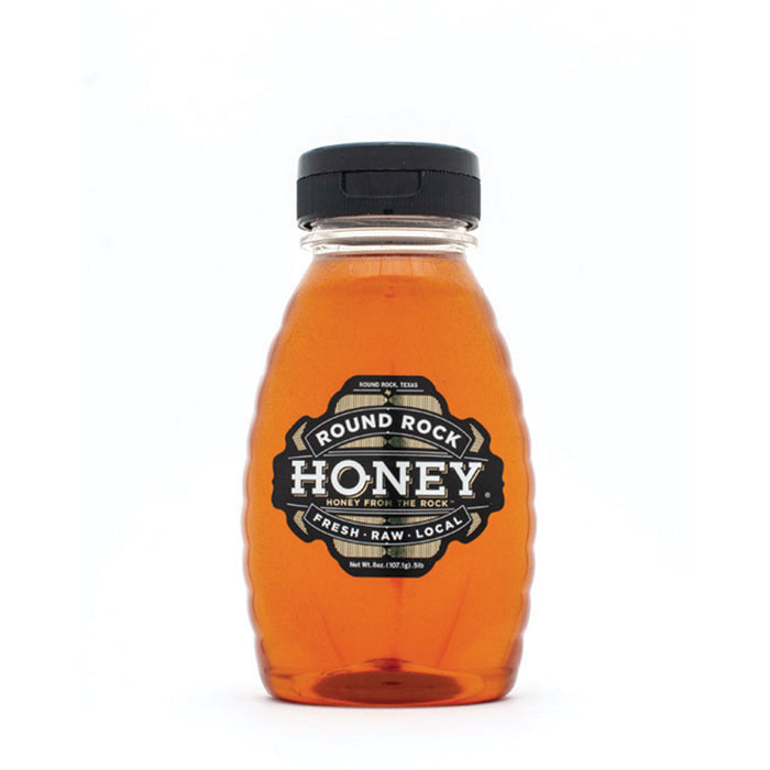 Round Rock Wildflower Honey 4lbs