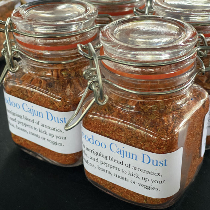 Voodoo Cajun Dust, Jar