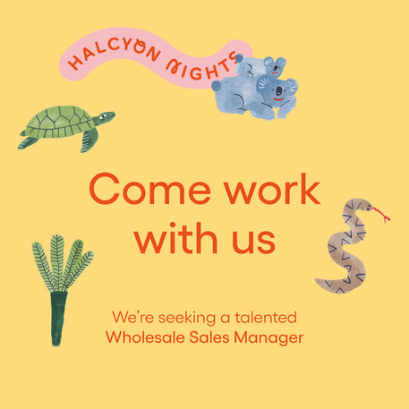 Come work with us!