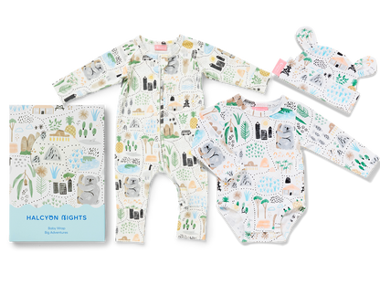 Big Adventures Baby Grow Pack