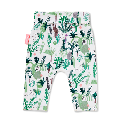 Fern Gully Yoga Leggings