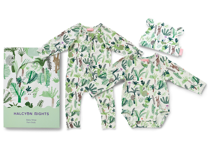 Fern Gully Baby Grow Pack