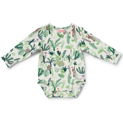 Fern Gully Long Sleeve Bodysuit