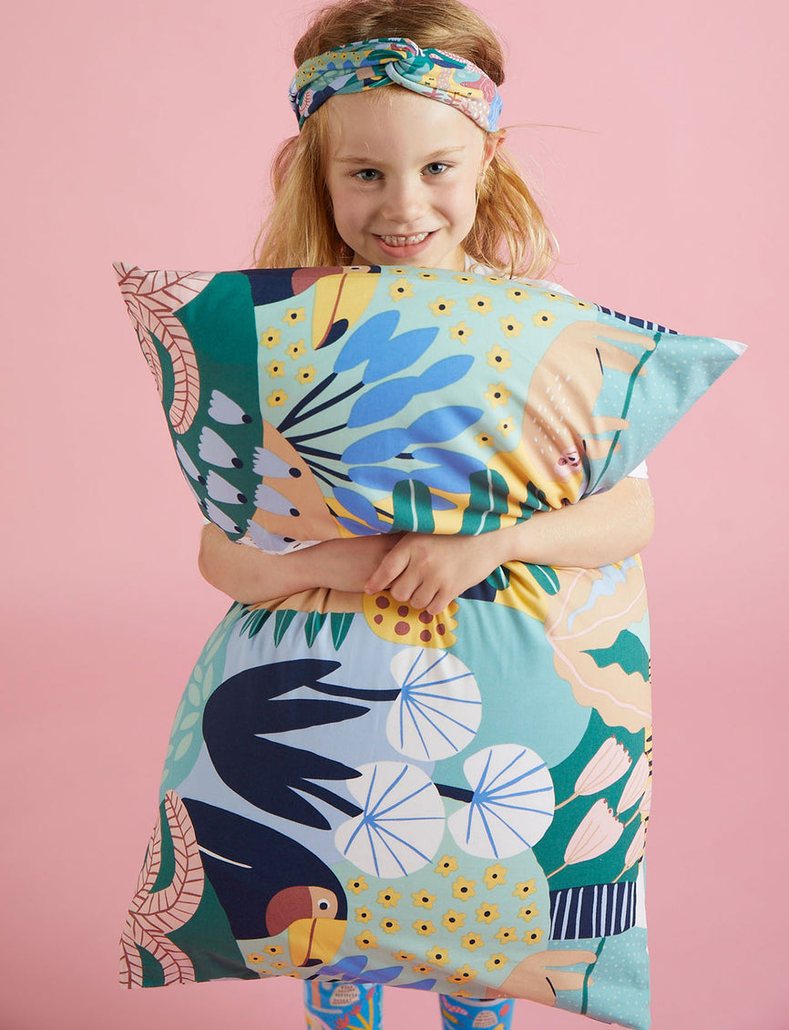 Hide and Seek Pillow Case - Available 25 Feb