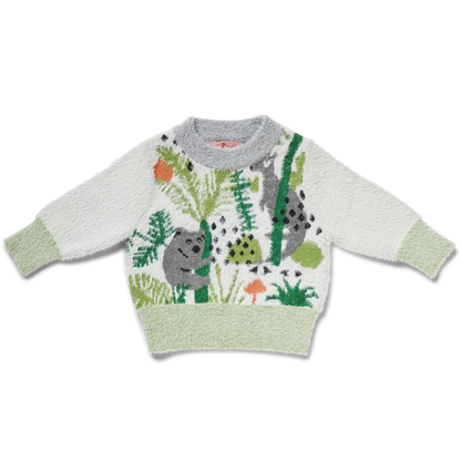 Fern Gully Knit Jumper