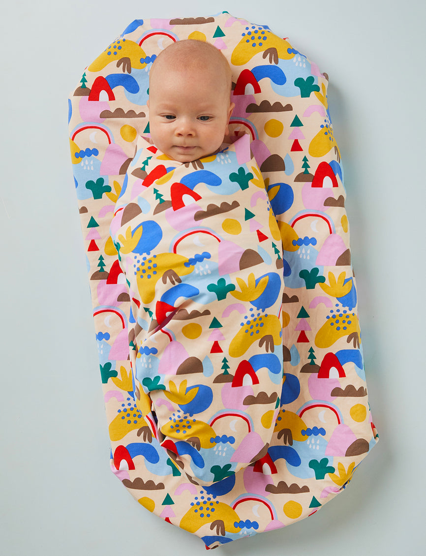 Love Land Baby Wrap