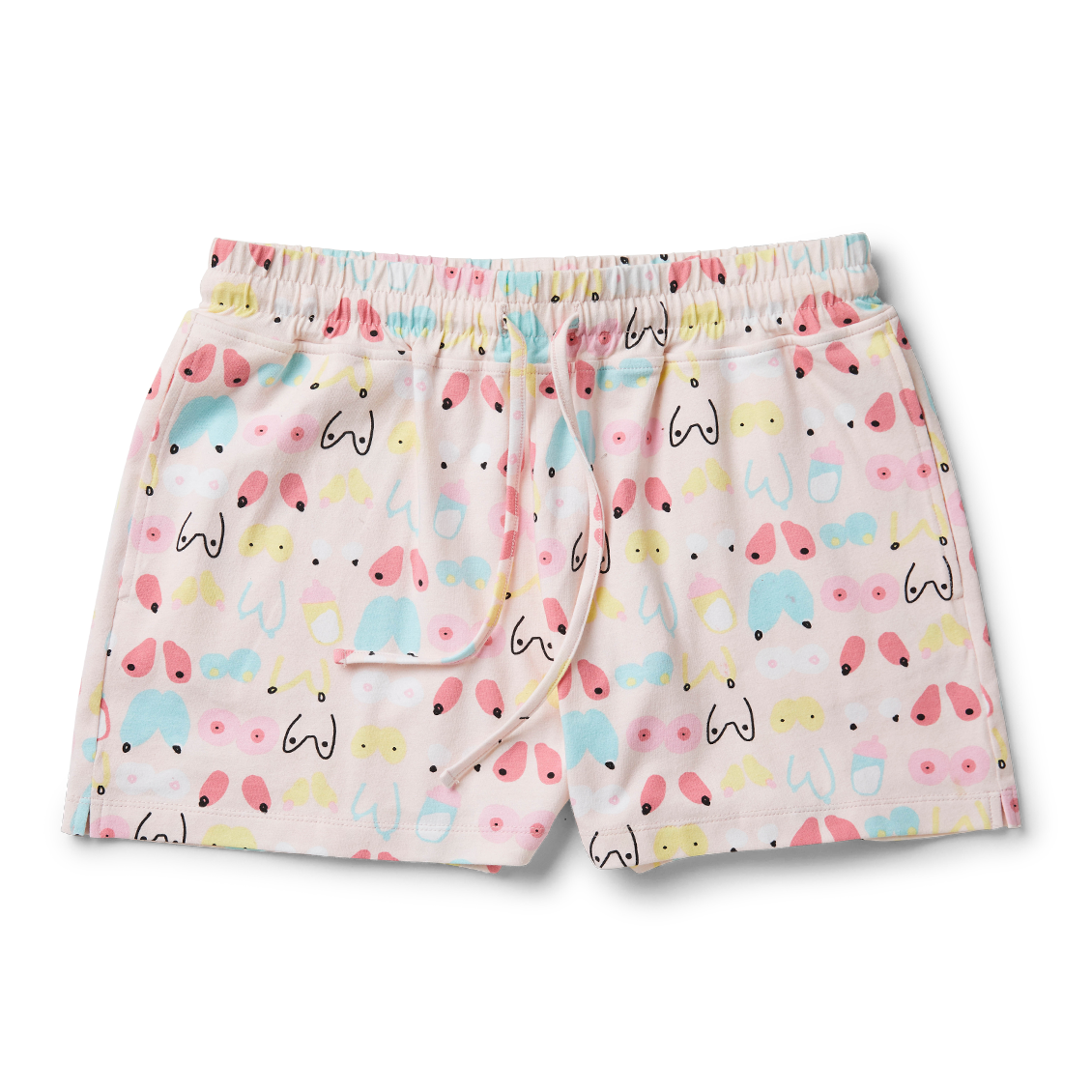 Magic Mama Short - Milk Print