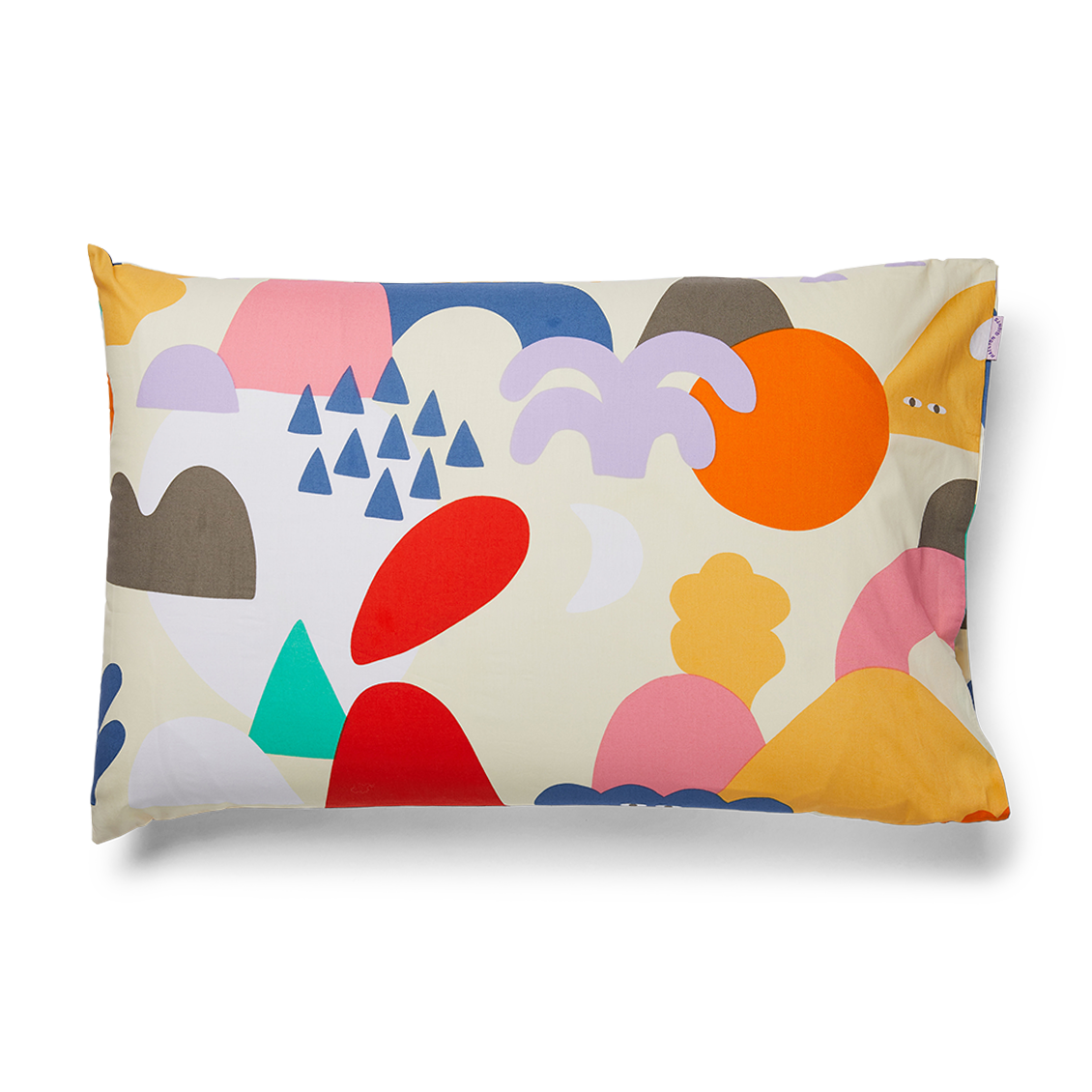 Wonderland Pillow Case - Available 25 Feb