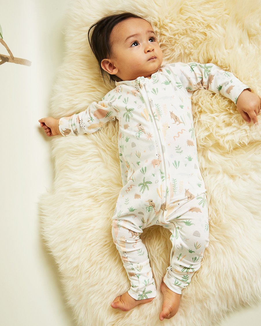 Outback Dreamers Baby Grow Pack